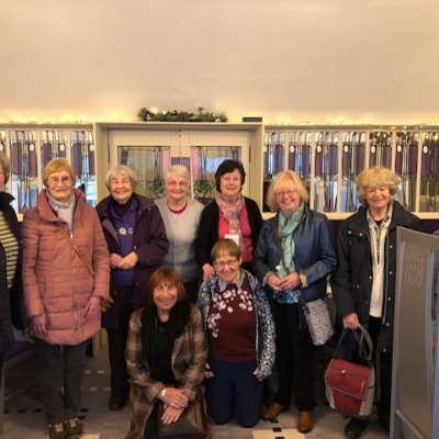 Sirling U3A group dec 3rd 2019