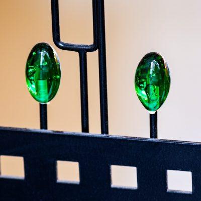 leaf bud glass gallery