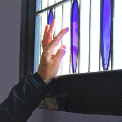Brian Hutchison billiard glass